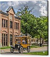 Edison Model T Ford Acrylic Print