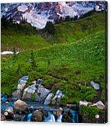 Edith Creek Acrylic Print