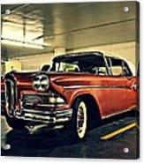 Edsel In Vegas Acrylic Print