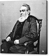 Edward Bates (1793-1869) Acrylic Print