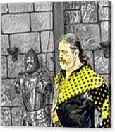 Edward I V Of England Acrylic Print