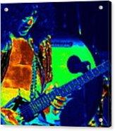 Edward The Shredder Acrylic Print