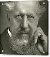 Edwin Arnold (1832-1904) Acrylic Print