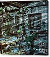Eerie Location Acrylic Print