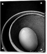 Egg Open Edition Acrylic Print