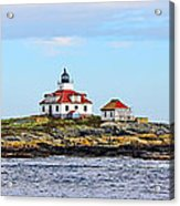 Egg Rock Lighthouse Acrylic Print