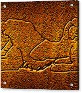 Egyptian Air Acrylic Print