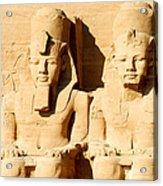 Egyptian Eternity Acrylic Print