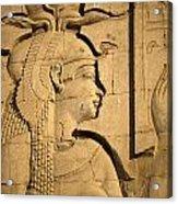 Egyptian Queen Acrylic Print