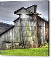 Ei-ei-eio Old Mcdonald Has A Farm Acrylic Print