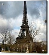 Eifel Tower Acrylic Print