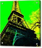 Eiffel 20130115v2 Acrylic Print by Wingsdomain Art and Photography