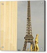 Eiffel Tour Paris Acrylic Print