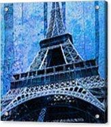 Eiffel Tower 2 Acrylic Print