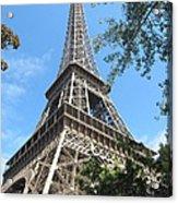 Eiffel Tower - 2 Acrylic Print