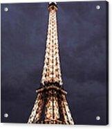 Eiffel Tower-1 Acrylic Print