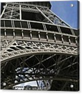 Eiffel Tower First Balcony Acrylic Print