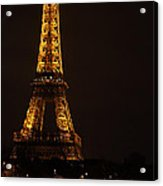 Eiffel Tower - Paris France - 011323 Acrylic Print by DC Photographer