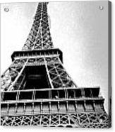 Eiffel Tower Up Close 3 Acrylic Print