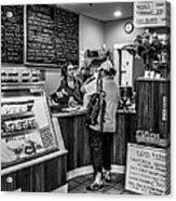 Eight Am - Bar Harbor - Maine Acrylic Print