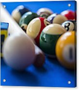 Eight Ball Acrylic Print