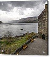 Eilean Donan Castle - 6 Acrylic Print