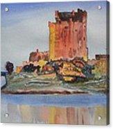 Eilean Donan Castle  Dornie Inverness shire Scotland Acrylic Print