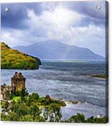 Eilean Donan Loch Duich Acrylic Print