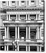 Eisenhower Executive Building Acrylic Print