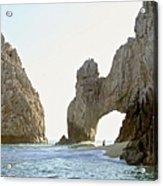 El Arco De Cabo San Lucas Acrylic Print