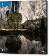 El Capitan In Yosemite 2 Acrylic Print