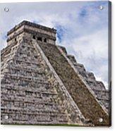 El Castillo Acrylic Print