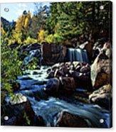 El Dorado Falls Acrylic Print