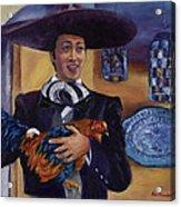 El Gallero Acrylic Print