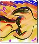 El Ricaso  Acrylic Print