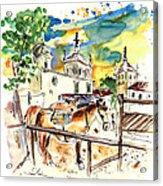El Rocio 02 Acrylic Print