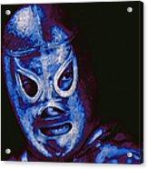 El Santo The Masked Wrestler 20130218m168 Acrylic Print