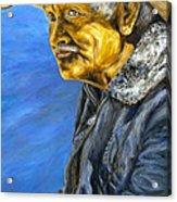 El Vaquero Suena Acrylic Print