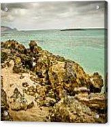 Elafonisi Island Acrylic Print
