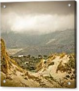 Elafonisi View Acrylic Print