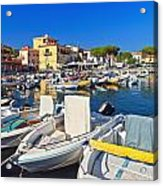 Elba Island - Marina Di Campo Acrylic Print