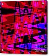 Electric Shivers Acrylic Print