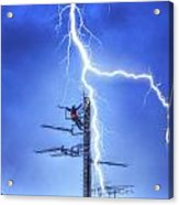 Electric Shock Acrylic Print