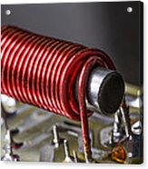 Electrical Coil With Iron Core Acrylic Print