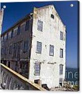 Electrical Repair Shop Alcatraz Island Acrylic Print