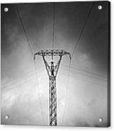 Electrical Symmetries Acrylic Print