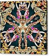 Elegant Manifest Acrylic Print