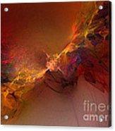 Elemental Force-abstract Art Acrylic Print