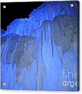 Elevated Blue Acrylic Print