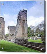 Elgin Cathedral Community - 19 Acrylic Print by Paul Cannon